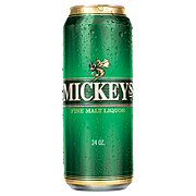 Mickeys Fine Malt Liquor Can