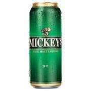 Mickeys Fine Malt Liquor Can