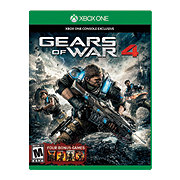 Microsoft Gears Of War 4 Exclusively for Xbox One
