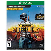 Microsoft Player Unknown Battlegrounds
