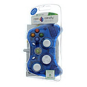 Microsoft Rock Candy XBox 360 Controller Wired Blue ‑ Shop