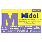 Midol Long Lasting Relief