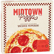 Midtown Pizza Co. by H-E-B Select Ingredients Uncured Pepperoni Pizza