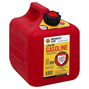Midwest Gasoline Can
