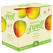 Mighty Swell Mango Spritzer 12 oz Cans