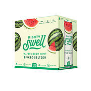 Mighty Swell Watermelon Mint Spritzer 12 oz Cans
