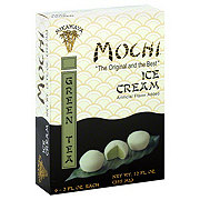 Mikawaya Mochi Green Tea Ice Cream
