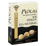 Mikawaya Mochi Mango Ice Cream