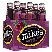 Mike's Hard Black Cherry Lemonade 6 PK Bottles