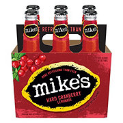 Mike's Hard Cranberry Lemonade 6 PK Bottles