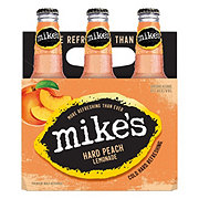 Mike's Hard Peach Lemonade, 6 Pack