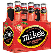 Mike's Hard Strawberry Lemonade 11.2 oz Bottles