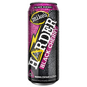 Mike's Harder Black Cherry Lemonade Can