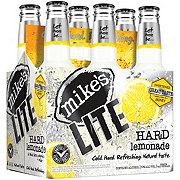 Mike's Lite Hard Lemonade 6 PK Bottles