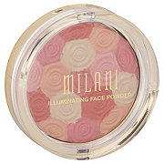 Milani Beauty's Touch Illuminating Face Powder. Select options for price. Rating is 0 stars out of 5 stars