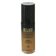 Milani Conceal + Perfect 2-In-1 + Concealer Foundation Amber