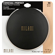 Milani Conceal+Perfect Shine-Proof Powder Beige