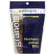 Milk & Honey Blueberry Pecan Mix Granola