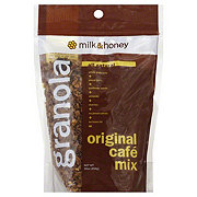 Milk & Honey Original Cafe Mix Granola