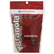 Milk & Honey Reduced Fat Cinnamon Raisin Mix Granola