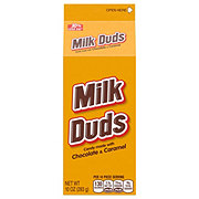 Milk Duds Carton Candy