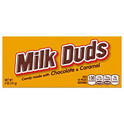 Milk Duds Chocolate And Caramel Concession Box