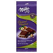 Milka Chopped Hazelnut Milk Chocolate Confection