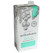 Milkadamia Latte Da Macadamia Milk Barista Formula