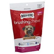MilkBone Brushing Chews Mini Dental Treats