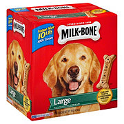MilkBone Dog Biscuits, Large