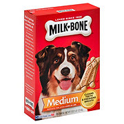 MilkBone Dog Biscuits, Medium
