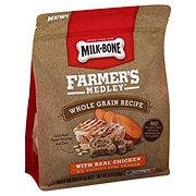 MilkBone Farmer's Medley Whole Grain Recipe Chicken Dog Biscuit