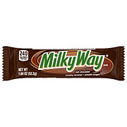 Milky Way Milk Chocolate Singles Size Candy Bars