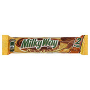 Milky Way Simply Caramel King Size Candy Bar