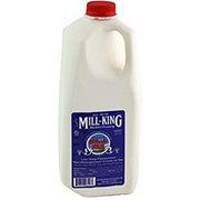 MILL KING Mill King Whole Milk Half Gallon