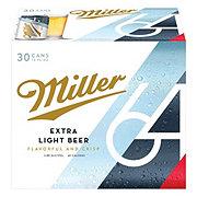 Miller 64 Beer 12 oz Cans