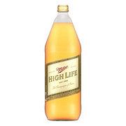Miller High Life Beer Bottle