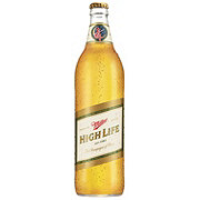Miller High Life Beer Bottle