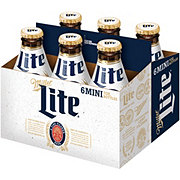 Miller Lite 7 oz Bottles