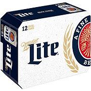 Miller Lite Beer 12 oz Cans