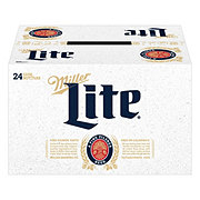 Miller Lite Beer 12 oz Vortex Bottles