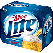 Miller Lite Beer 12 Pack