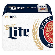 Miller Lite Beer 12 PK Cans