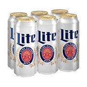 Miller Lite Beer 16 oz Cans