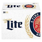 Miller Lite Beer 30 PK Cans