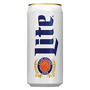 Miller Lite Beer Can