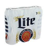 Miller Lite Beer Cans 24 oz