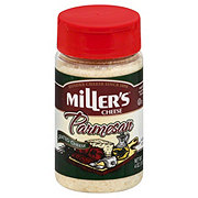 Miller's Cheese Parmesan Grated Cheese