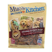 Milo's Kitchen Chicken Grillers Recipe Dog Treats