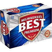 Milwaukee's Best Beer 24 PK Cans
